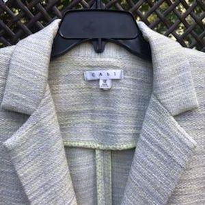 CAbi Jackets & Coats - CAbi blazer. Heather Gray.